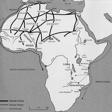 Slave Trade in Africa before European Arrival | Africa and the ...